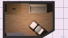 Raumgestaltung arbeitszimmer in der Kategorie Schlafzimmer