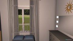 Raumgestaltung aria in der Kategorie Schlafzimmer