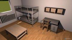 Raumgestaltung asdas in der Kategorie Schlafzimmer