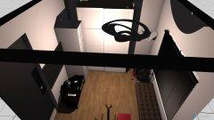 Raumgestaltung Ashton baileys games room in der Kategorie Schlafzimmer