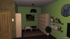 Raumgestaltung At peace. in der Kategorie Schlafzimmer