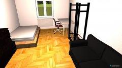 Raumgestaltung Auenstraße in der Kategorie Schlafzimmer