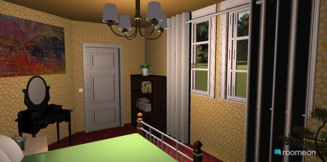 Raumgestaltung Aurora bedroom in der Kategorie Schlafzimmer