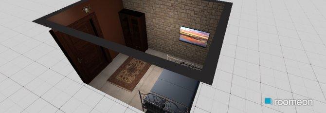 Raumgestaltung Aziz in der Kategorie Schlafzimmer