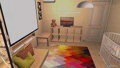 Raumgestaltung bab in der Kategorie Schlafzimmer