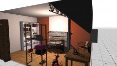 Raumgestaltung baby room in der Kategorie Schlafzimmer