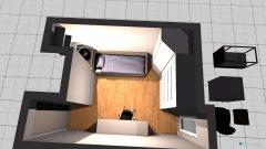 Raumgestaltung baby4 in der Kategorie Schlafzimmer