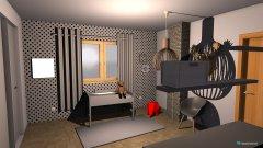 Raumgestaltung babykamer in der Kategorie Schlafzimmer