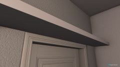 Raumgestaltung bäh in der Kategorie Schlafzimmer