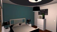 Raumgestaltung Bänschstraße in der Kategorie Schlafzimmer