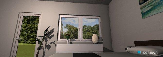 Raumgestaltung balkonzimmer in der Kategorie Schlafzimmer