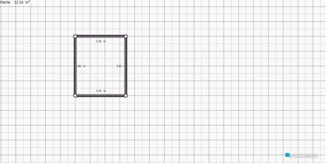 Raumgestaltung bbb in der Kategorie Schlafzimmer