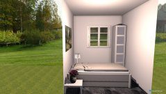 Raumgestaltung Bed 1 in der Kategorie Schlafzimmer