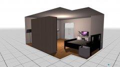 Raumgestaltung Bed room xx in der Kategorie Schlafzimmer