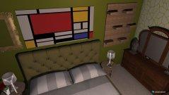 Raumgestaltung bed in der Kategorie Schlafzimmer