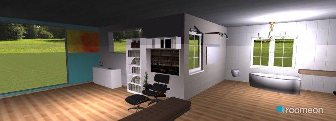 Raumgestaltung BedBath in der Kategorie Schlafzimmer