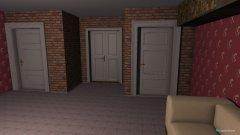 Raumgestaltung bedroom 02 in der Kategorie Schlafzimmer
