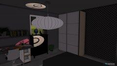 Raumgestaltung bedroom 1 in der Kategorie Schlafzimmer