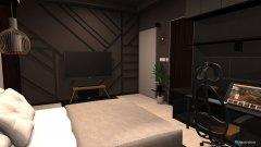 Raumgestaltung Bedroom 3 BALCONY REMODEL in der Kategorie Schlafzimmer