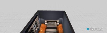 Raumgestaltung bedroom A in der Kategorie Schlafzimmer