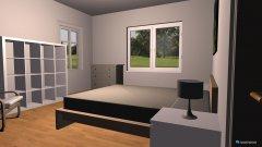 Raumgestaltung Bedroom alt in der Kategorie Schlafzimmer