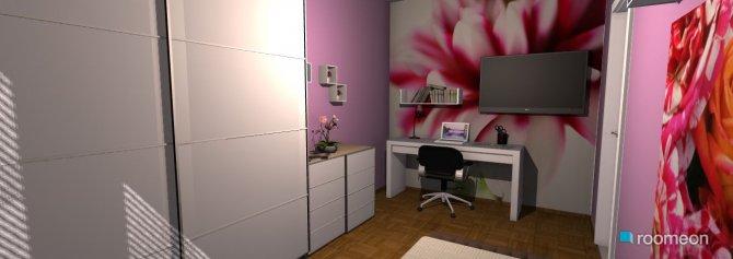 Raumgestaltung Bedroom I in der Kategorie Schlafzimmer