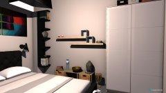 Raumgestaltung Bedroom MEd in der Kategorie Schlafzimmer