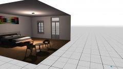 Raumgestaltung Bedroom Mo in der Kategorie Schlafzimmer