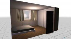 Raumgestaltung Bedroom new in der Kategorie Schlafzimmer
