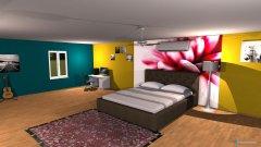 Raumgestaltung bedroom project1 in der Kategorie Schlafzimmer