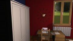 Raumgestaltung Bedroom project in der Kategorie Schlafzimmer