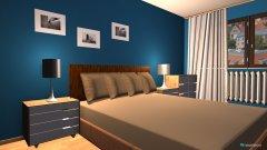 Raumgestaltung Bedroom Tamm in der Kategorie Schlafzimmer