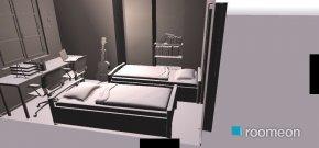 Raumgestaltung bedroom01 in der Kategorie Schlafzimmer