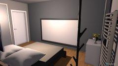 Raumgestaltung bedroom2 in der Kategorie Schlafzimmer
