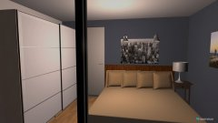 Raumgestaltung Bedroom4 in der Kategorie Schlafzimmer