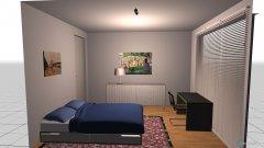 Raumgestaltung Bedroom5 in der Kategorie Schlafzimmer