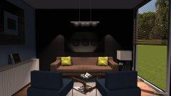 Raumgestaltung bedroom in der Kategorie Schlafzimmer
