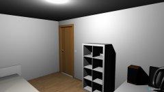 Raumgestaltung Beispiel 1 in der Kategorie Schlafzimmer