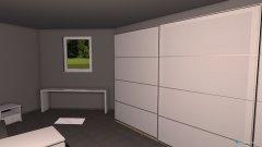 Raumgestaltung Beispiele für das zimmer in der Kategorie Schlafzimmer