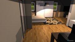 Raumgestaltung Benjamins zimmer in der Kategorie Schlafzimmer