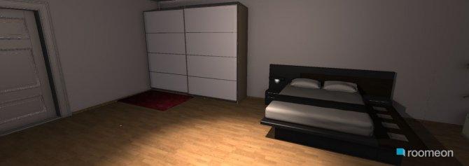Raumgestaltung Benny sz in der Kategorie Schlafzimmer