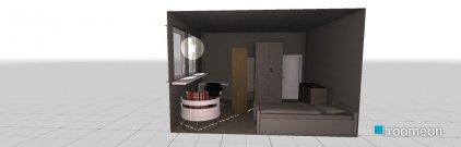Raumgestaltung Berken in der Kategorie Schlafzimmer