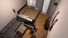Raumgestaltung berlin zimmer in der Kategorie Schlafzimmer