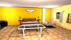 Raumgestaltung bhayya in der Kategorie Schlafzimmer