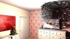 Raumgestaltung Bibi 1 in der Kategorie Schlafzimmer