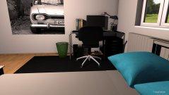 Raumgestaltung Bilal in der Kategorie Schlafzimmer