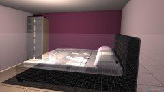 Raumgestaltung bilik kakngah in der Kategorie Schlafzimmer