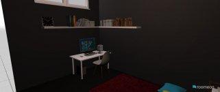 Raumgestaltung bilik kiki in der Kategorie Schlafzimmer