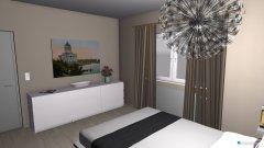 Raumgestaltung Birgit Schlafzimmer in der Kategorie Schlafzimmer