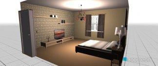 Raumgestaltung Bjollas suite in der Kategorie Schlafzimmer